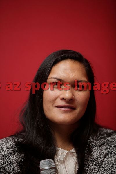 Valerie Adams shot putter from New Zealand