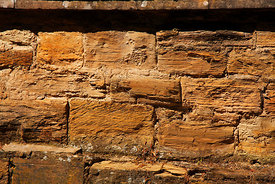 texture on stone wall
