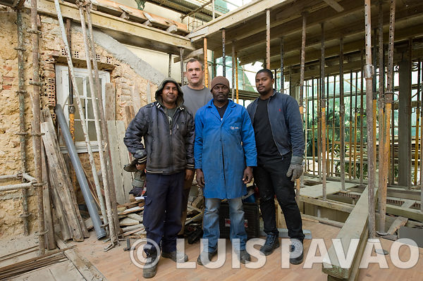 Lupa Construction 2015 photos