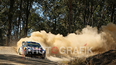 KEY WORDS: OGIER / RALLY / MOTORSPORT / 2015