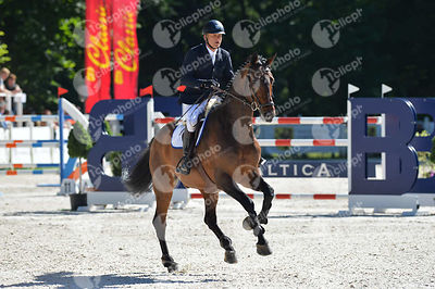 Schmitz Uwe, (GER) and CINNAMON 14