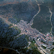 Montejaque aerial photos