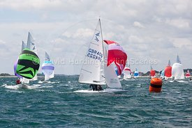 Flying Fifteens GBR4025 and GBR3914, 20170603388