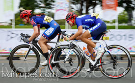 Road Race, Toronto 2015 Parapan Am Games, Toronto, On; August 8, 2015