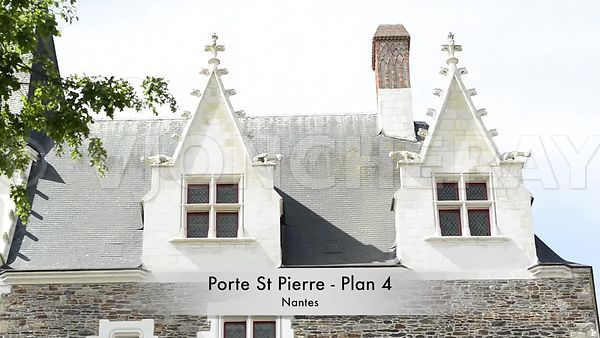 Porte Saint Pierre - Plan 4