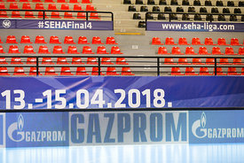 Final Tournament - Final Four - SEHA - Gazprom league, Skopje, 12.04.2018, Mandatory Credit ©SEHA/ Stanko Gruden