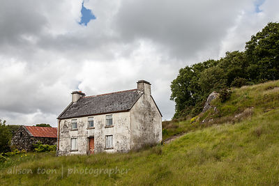 Abandoned cottage, Connemara, Ireland