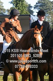 2005-11-20 KSB Heaselands Meet