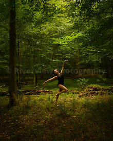 Cecilia Dancing with the Trees