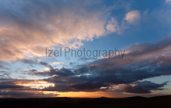 Northumbrian Sky - Landscape Photography