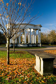 National War Memorial, Alexandra Gardens, Cathays Park, Cardiff, Wales.