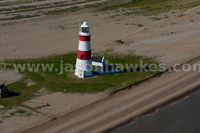 Orford Ness Lighthouse, Suffolk