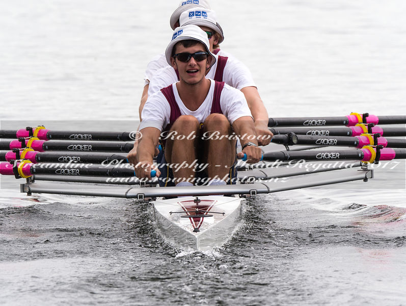 Taken during the NZSSRC - Maadi Cup 2017, Lake Karapiro, Cambridge, New Zealand; ©  Rob Bristow; Frame 1106 - Taken on: Friday - 31/03/2017-  at 13:10.42
