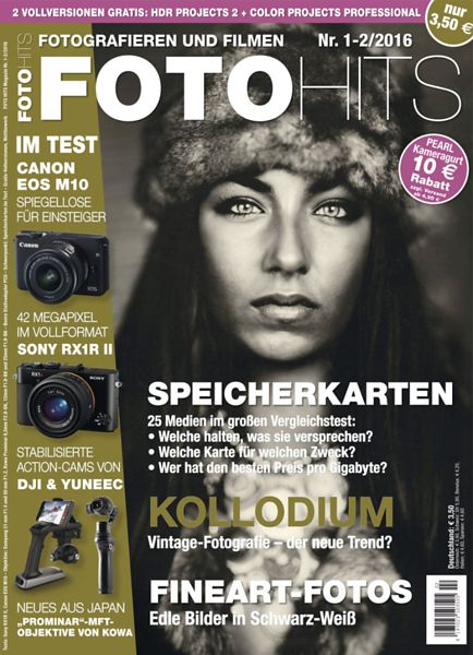 Foto Hits Magazine (Germany) - Jan 2016 photos