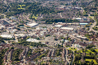 kidderminster Aerial Photography