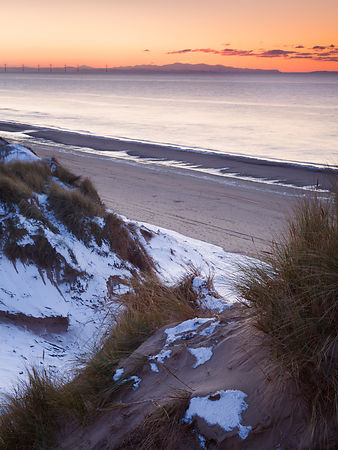 Formby in Winter
