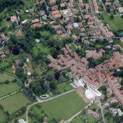 Azzate aerial photos