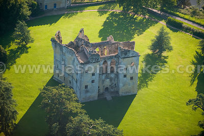 Wardour Castle is located near Tisbury in the English county of Wiltshire, about 15 miles (24 km) west of Salisbury.