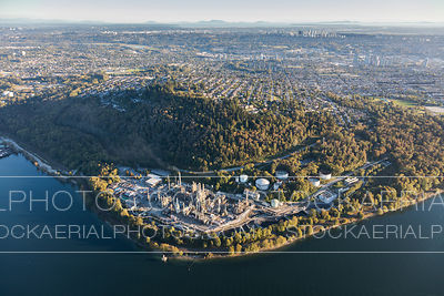 Chevron - Burnaby Refinery