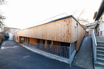 A/CONCEPT Architectes - Restauration Jules Ferry - Montreuil