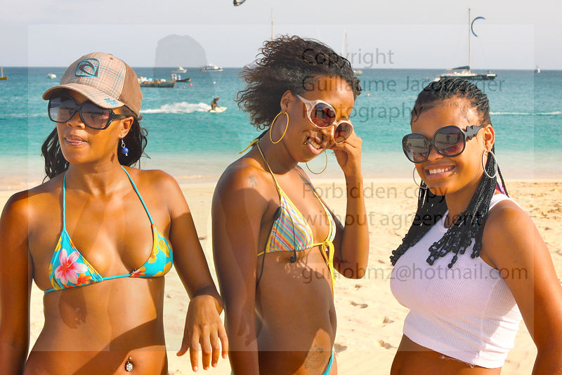 Girls of Cape verde