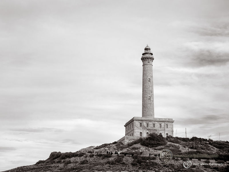 Spain - Cabo de Palos (Lighthouse I)