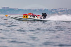 Ornsby Electrical, A-5, Fortitudo Poole Bay 100 Offshore Powerboat Race, June 2018, 20180610220