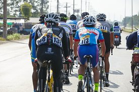 Stage 4 Tour of Friendship 2015