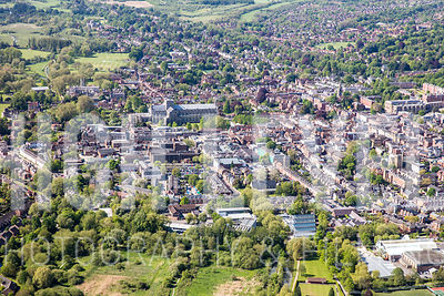 Winchester Kew Aerial Photographs
