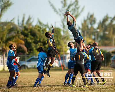 Rugby - Bermuda vs Bahamas - March 21, 2015 Photos