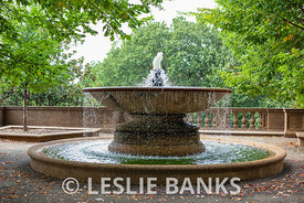 Fountain at Meridian Hill Park