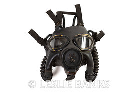 Vintage WWII US Navy MK4 Gas Mask