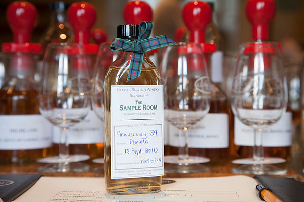 Blending Scotch Whisky