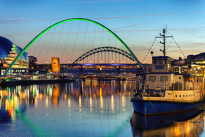 River Tyne Party Boat
