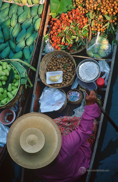 Thailand (Floating Market)