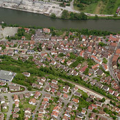 Benningen am Neckar aerial photos