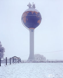 Watertower Bierbeek, No. 8