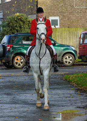 The Cottesmore Hunt at Braunston 12/11 photos