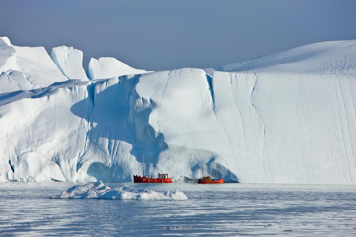 Ira Block Photography Ilulissat Icefjord