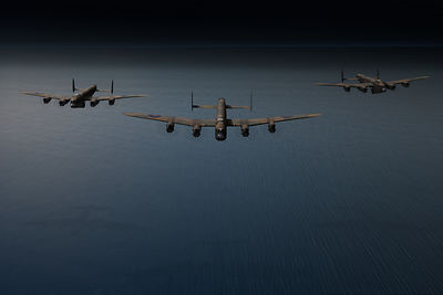 Dambusters: second flight
