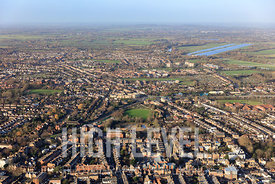 Aerial Photography Taken In and Around Windsor, UK