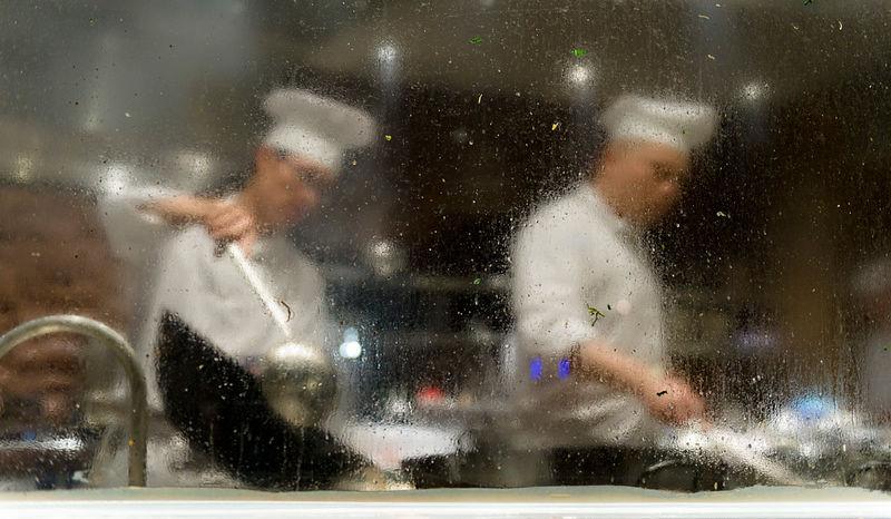 Restaurant Kitchen Photography michael freeman photography | xindalu kitchen