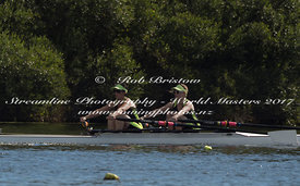 Taken during the World Masters Games - Rowing, Lake Karapiro, Cambridge, New Zealand; ©  Rob Bristow; Frame 4139 - Taken on: Monday - 24/04/2017-  at 14:32.33