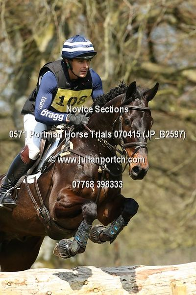 Album 2 - 2015-04-07 Portman Horse Trials - Novice Sections (12-30 to 14-29) photos
