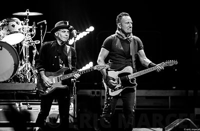 Bruce Springsteen and E Street Band The river Tour Paris 07/2016 photos