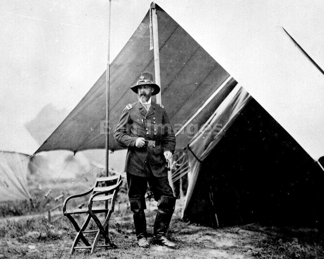 Maj. Gen. George Meade, June 1864