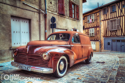 Rusty In Limoges