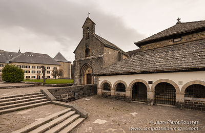 Roncesvalles Abbey