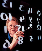 Dame Kathleen Ollerenshaw and the most-perfect magic square