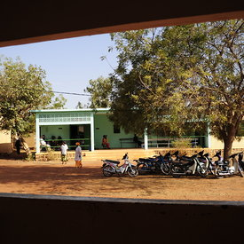 Supporting child survival and maternal health in Segou Region